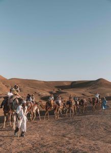 A guide to our stay at the desert camp, La Pause Marrakech