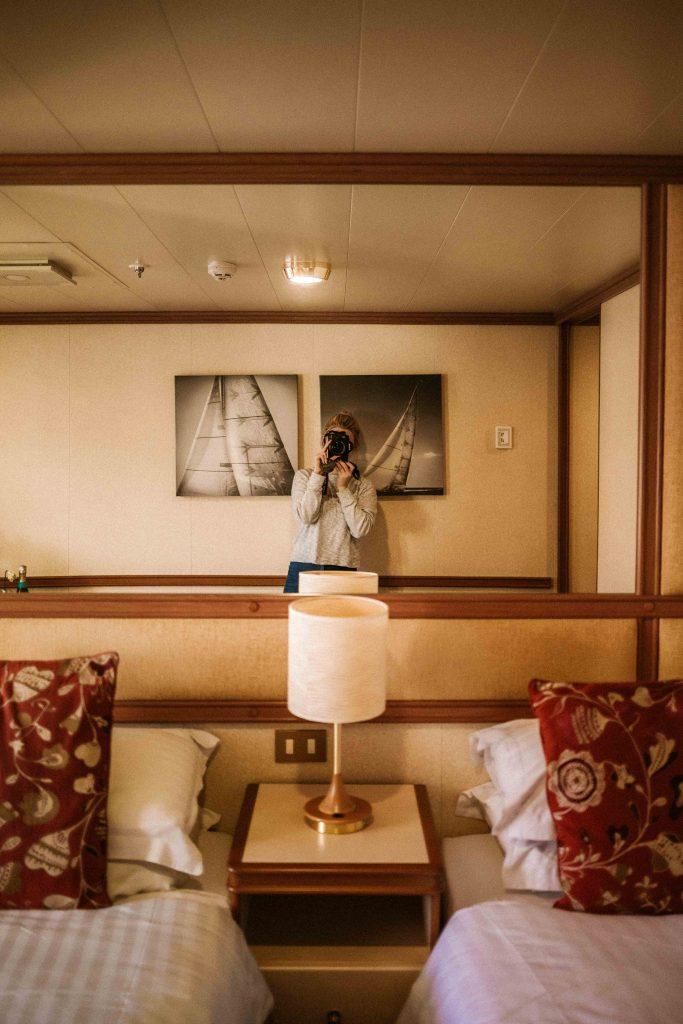 cabins azura cruise ship