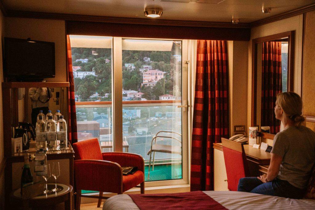 cabins p&o cruise