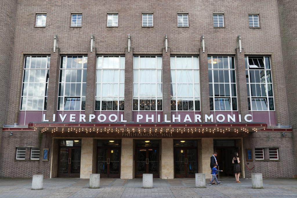 philharmonic, liverpool