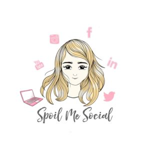 spoil me social logo