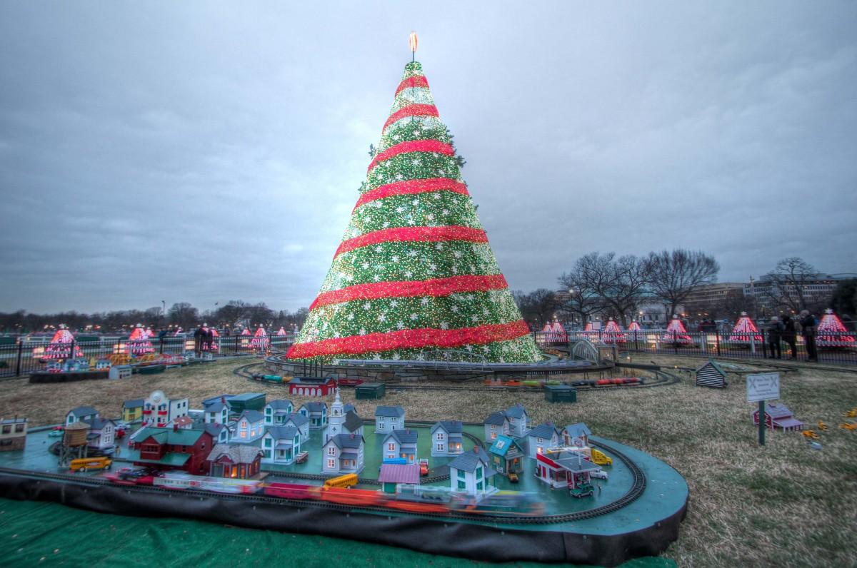 christmas in washington dc - Christmas In Washington