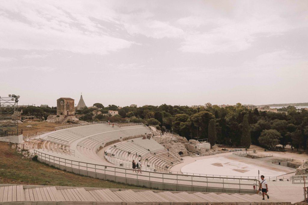 teatro greco syracuse