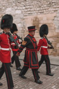 A day trip to Tower of London