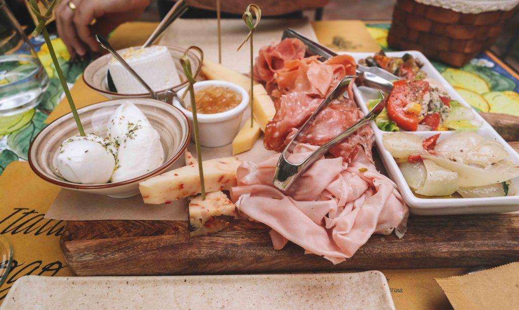 restaurants Taormina