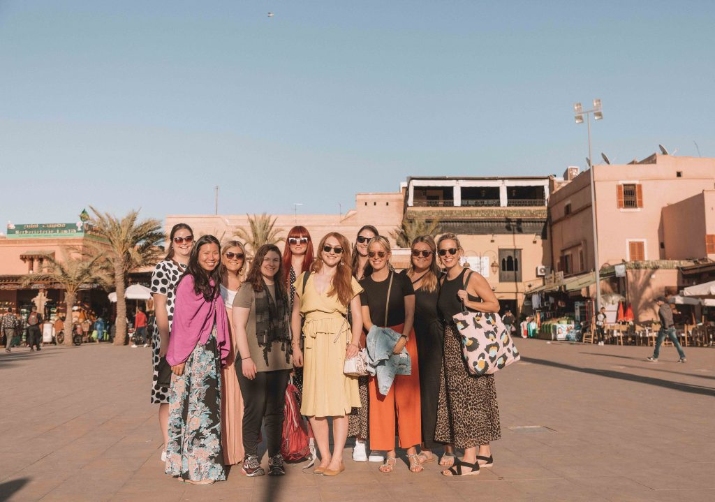 TTT Tour to Morocco