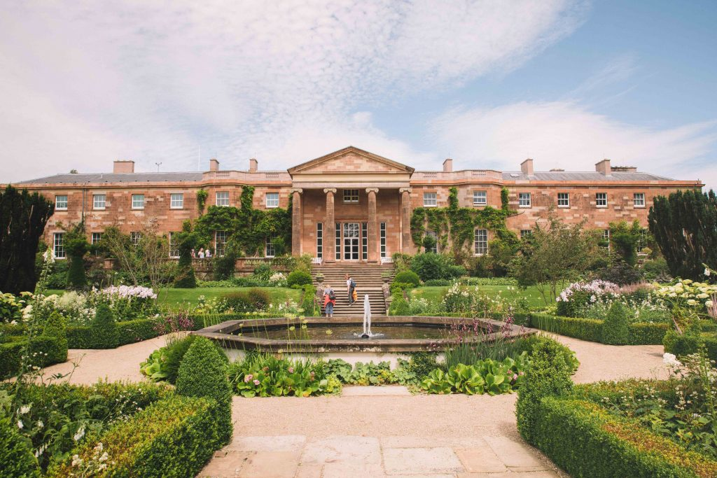 redevelopment of hillsborough castle and gardens