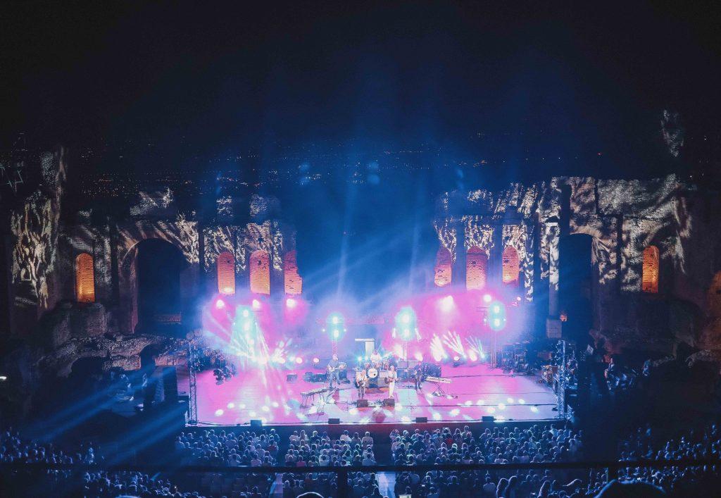 concerts at teatro greco taormina