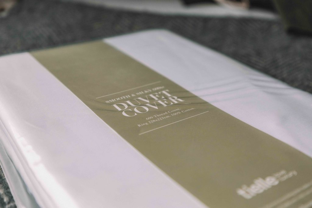 Review of Tielle Love Luxury Bedding
