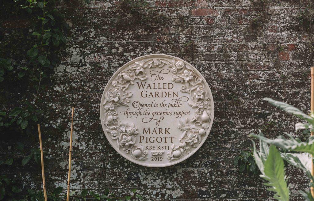hillsborough castle walled garden