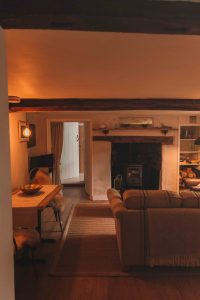 Exmoor holiday cottage