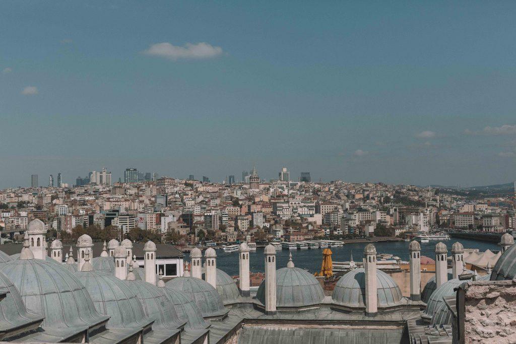 Three days in Istanbul